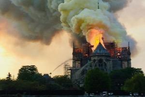 N° 062 Notre-Dame-Paris : un incendie inattendu, mais pas imprévisible