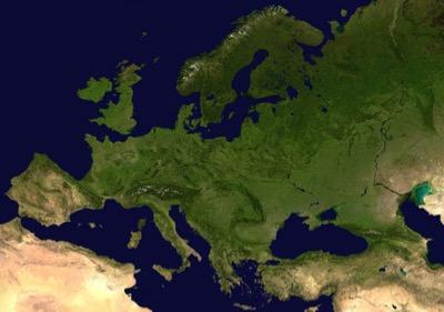 N° 077   L'Union européenne face au reste du monde en mai 2019, à la veille du Brexit (?)