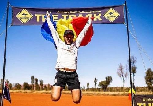N° 090 Un pompier roumain remporte l'ultra-marathon de 522 km en Australie