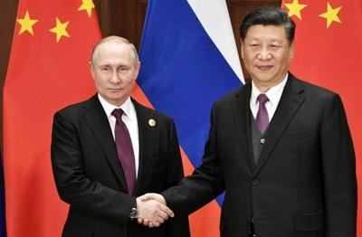 N° 093 «L'Occident veut-il offrir la Russie aux Chinois?»