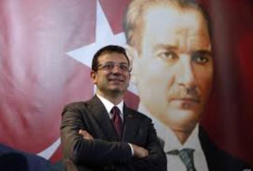 N° 097 Élection municipale exceptionnelle en Turquie: Ekrem IMAMOGLU fait chuter ERDOGAN à Istanbul