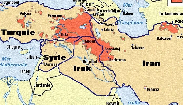N° 123 Les Turcs  et le syndrome de Sèvres