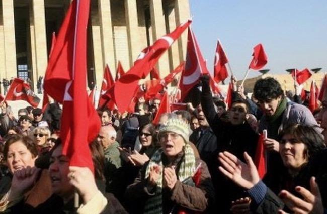 N° 127 La Turquie kémaliste, laïque et féministe, trahie par l'Union européenne.