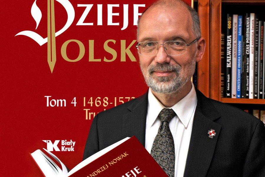 N° 167 Andrzej NOWAK : « POUTINE prend au sérieux la gloire de l'Armée rouge. »