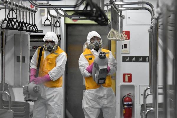 N° 173 – 17  Le virus covid-19 : évolution de la pandémie en Europe.