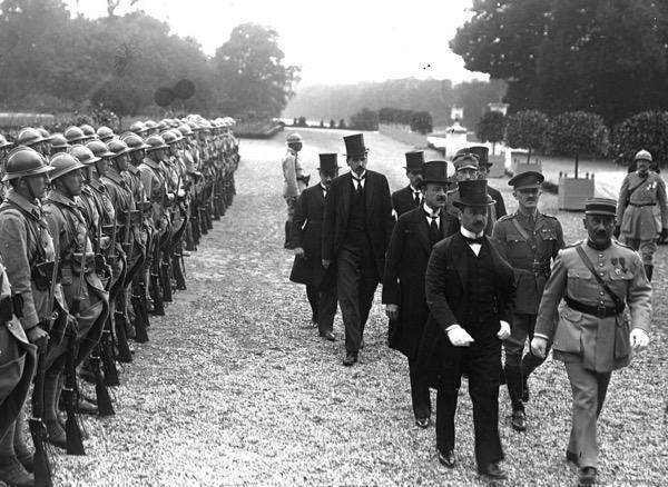 N° 224 Hongrie : Le traité de Trianon (Versailles) a 100 ans