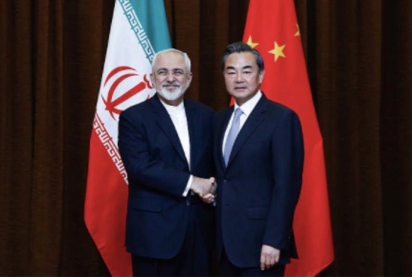"N° 246 Vers un ""pacte sino-iranien"" inquiétant."