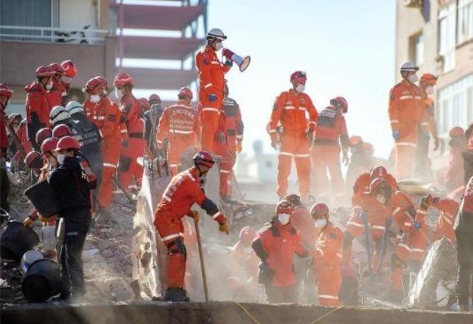 N° 258 La terre a tremblé une fois encore en Turquie