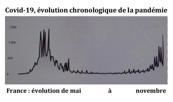 N° 259 Évolution de la pandémie au covid-19  en France, et dans les pays les plus affectés.