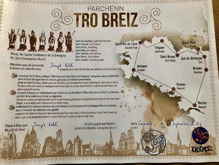 P° 005 Notre Tro Breiz 1998 – 2003