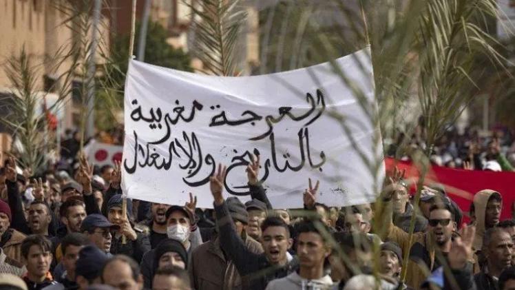 N° 303 Un boycott des dattes algériennes au Maroc avec le début du mois de Ramadan…
