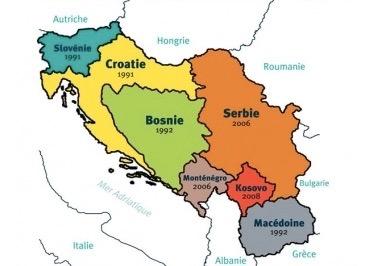 N° 318 La Guerre de Yougoslavie – une sinistre entreprise de déconstruction