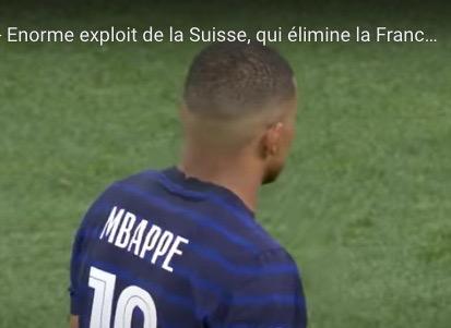 N° 328 L'équipe de France de football victime de l'abstention, elle aussi!