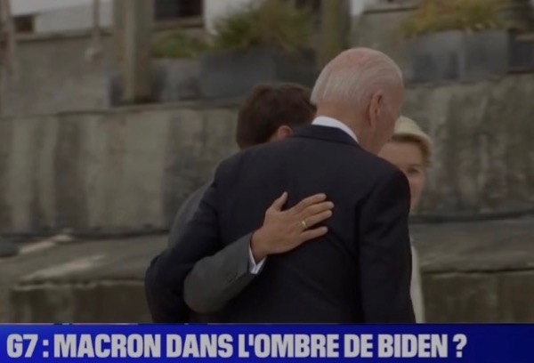 N°337 Il fallait caresser le président BIDEN dans le sens du poil!